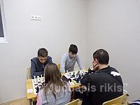 Daugava Chess Winter Chess Cup 2017 RAPID